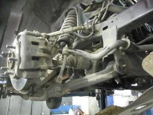 Ремонт рулевого управления в автомобилях SsangYong