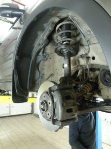 Ремонт тормозной системы в автомобилях SsangYong