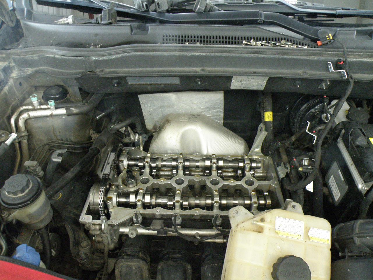 Ремонт двигателя Ссанг Йонг