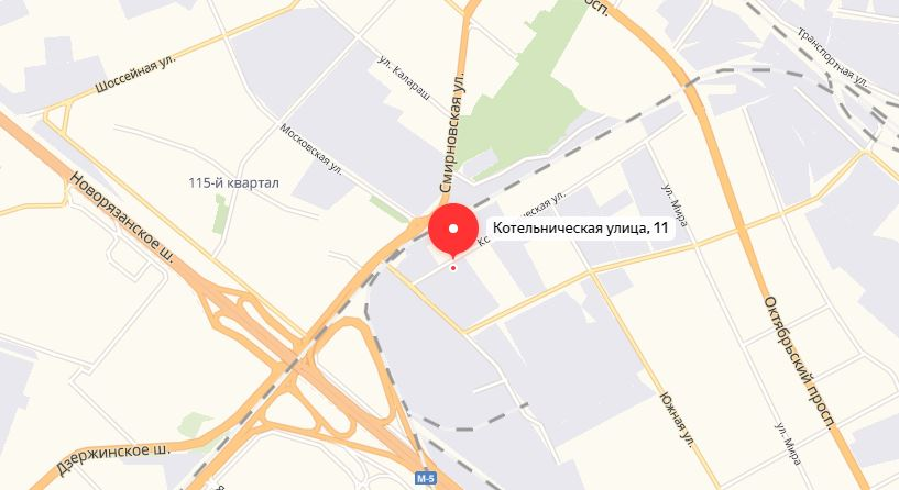 Автосервис СангЕнг в Люберцах